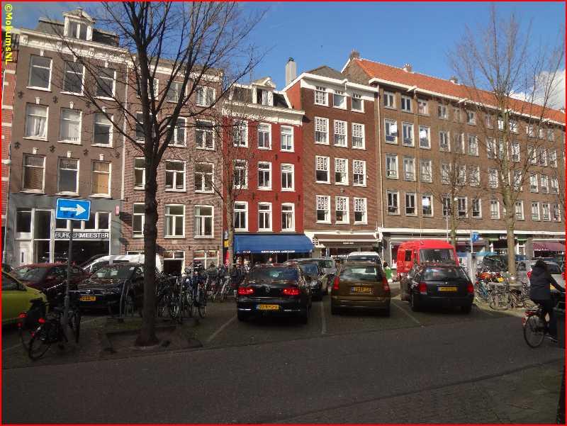 waar woonde anne frank in amsterdam